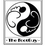 The Foot Guy Logo