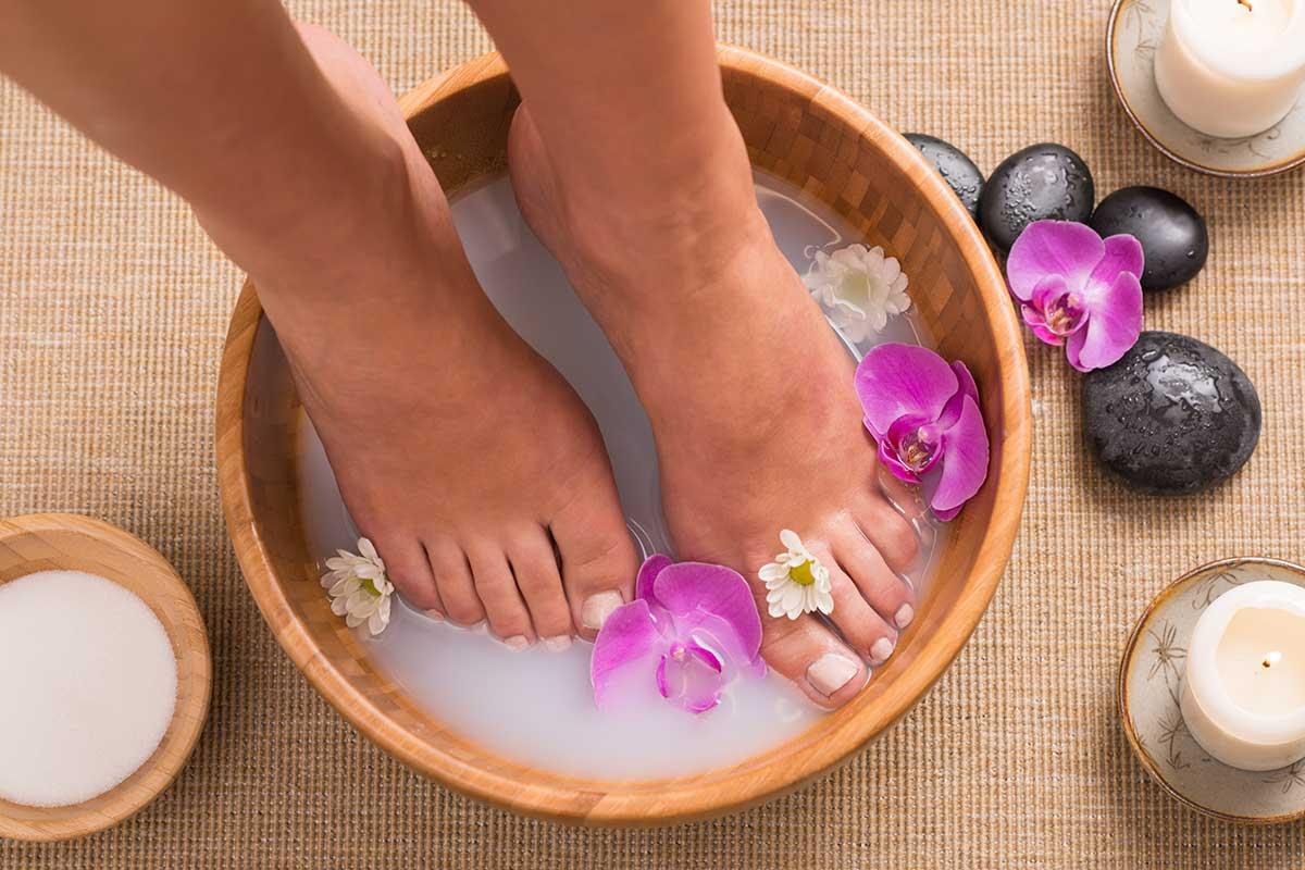 Detox Foot Bath
