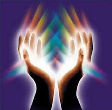Picture of Rainbow Reiki Hands