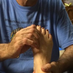 Reflexology Readings