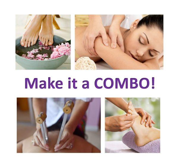 Massage and Detox Combo Pic