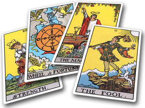 Psychic Reading with Tarot
